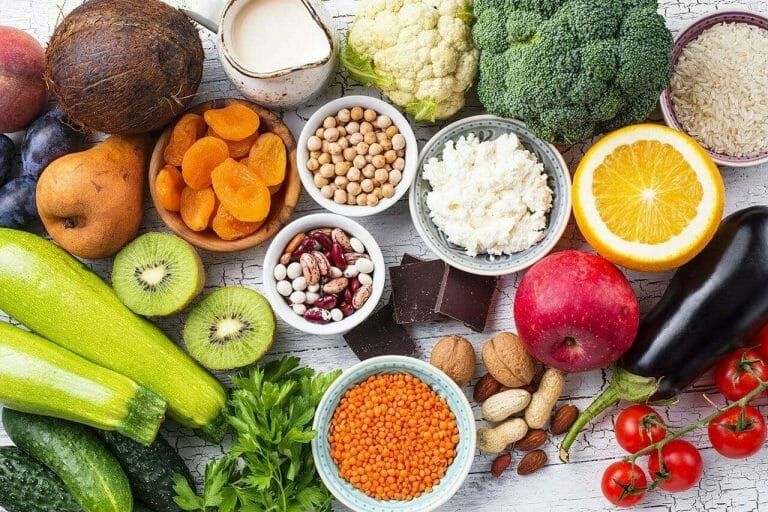 Carbohydrate sources of food